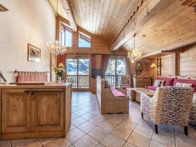 Location au ski Appartement 4 pièces 8 personnes (B03) - Les Chalets du Gypse - Saint Martin de Belleville
