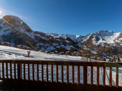 Rent in ski resort 4 room duplex apartment 10 people (C16) - Les Chalets du Gypse - Saint Martin de Belleville