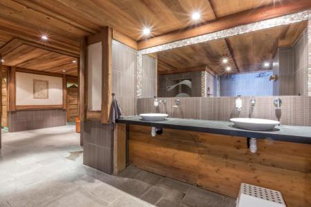 Rent in ski resort Les Chalets du Gypse - Saint Martin de Belleville - Reception