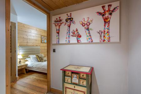 Rent in ski resort 3 room apartment 6 people (A06) - Les Chalets du Gypse - Saint Martin de Belleville