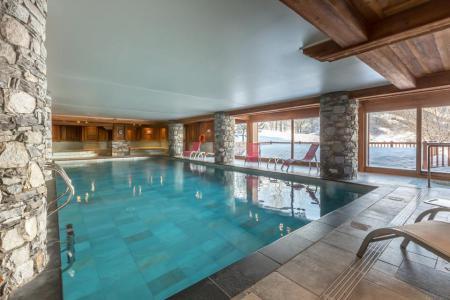Rent in ski resort Les Chalets du Gypse - Saint Martin de Belleville