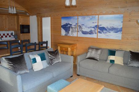 Rent in ski resort 4 room apartment 8 people (C10) - Les Chalets du Gypse - Saint Martin de Belleville