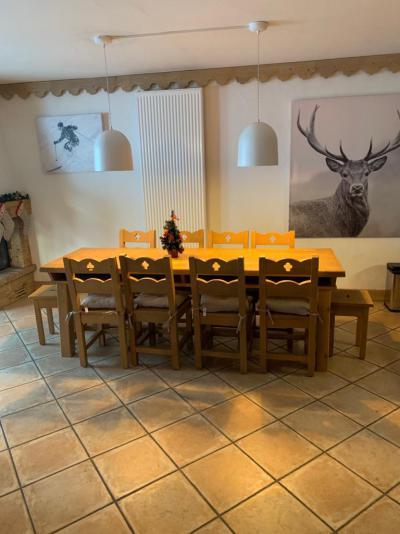 Rent in ski resort 5 room apartment 10 people (A08) - Les Chalets du Gypse - Saint Martin de Belleville