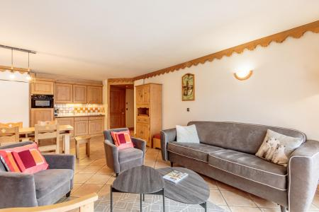 Rent in ski resort 3 room apartment 6 people (C09) - Les Chalets du Gypse - Saint Martin de Belleville