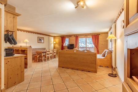 Rent in ski resort 4 room apartment 8 people (C08) - Les Chalets du Gypse - Saint Martin de Belleville