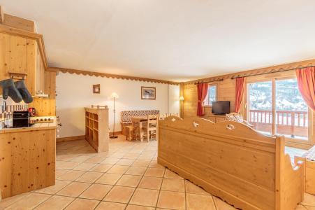 Location au ski Appartement 4 pièces 8 personnes (C08) - Les Chalets du Gypse - Saint Martin de Belleville