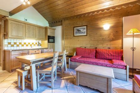 Location au ski Appartement 3 pièces 6 personnes (A04) - Les Chalets du Gypse - Saint Martin de Belleville - Appartement