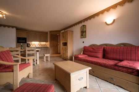 Location au ski Appartement 3 pièces 6 personnes (C09) - Les Chalets du Gypse - Saint Martin de Belleville - Appartement