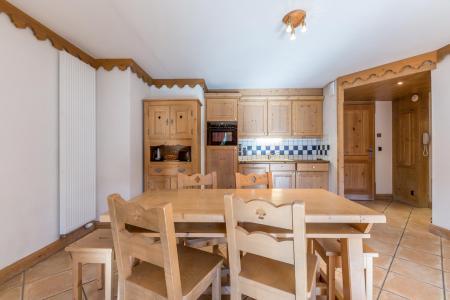 Location au ski Appartement 3 pièces 6 personnes (C14) - Les Chalets du Gypse - Saint Martin de Belleville - Appartement