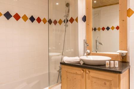 Location au ski Appartement 4 pièces 8 personnes (A05) - Les Chalets du Gypse - Saint Martin de Belleville - Appartement