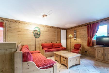Location au ski Appartement 4 pièces 8 personnes (B02) - Les Chalets du Gypse - Saint Martin de Belleville - Appartement