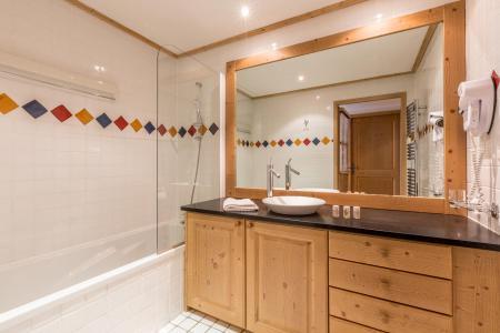 Location au ski Appartement 4 pièces 8 personnes (B04) - Les Chalets du Gypse - Saint Martin de Belleville - Appartement