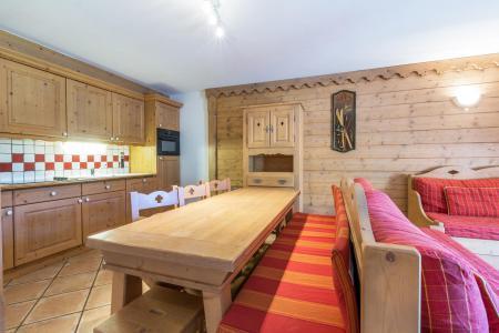 Location au ski Appartement 4 pièces 8 personnes (C05) - Les Chalets du Gypse - Saint Martin de Belleville - Appartement