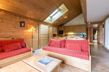 Location au ski Appartement 4 pièces 8 personnes (C06) - Les Chalets du Gypse