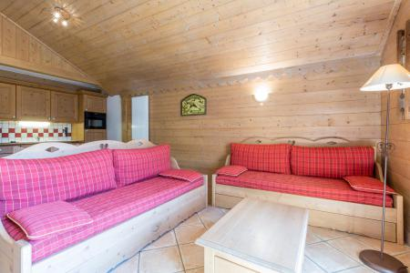 Location au ski Appartement 4 pièces 8 personnes (C10) - Les Chalets du Gypse - Saint Martin de Belleville - Appartement