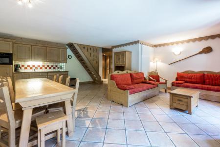 Location au ski Appartement 5 pièces 10 personnes (A08) - Les Chalets du Gypse - Saint Martin de Belleville - Séjour