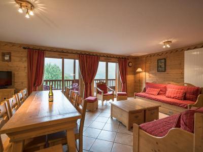 Location au ski Appartement 5 pièces 10 personnes (C17) - Les Chalets du Gypse - Saint Martin de Belleville - Appartement