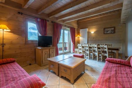 Location au ski Appartement duplex 4 pièces 10 personnes (C16) - Les Chalets du Gypse