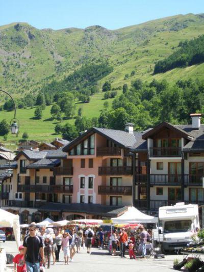 Location au ski Studio 2 personnes (2) - Résidence Biollay - Saint Martin de Belleville