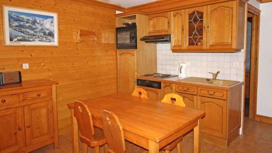 Location au ski Appartement 3 pièces 4 personnes (2) - Résidence la Voute - Saint Martin de Belleville - Coin repas