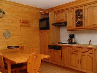 Location au ski Appartement 3 pièces 4 personnes (2) - Residence La Voute - Saint Martin de Belleville - Kitchenette