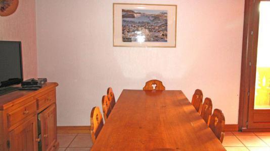Location au ski Appartement duplex 4 pièces 6 personnes (3) - Résidence la Voute - Saint Martin de Belleville - Table