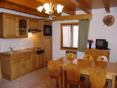 Location au ski Appartement duplex 4 pièces 8 personnes (3) - Residence La Voute - Saint Martin de Belleville - Coin repas