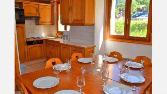 Location au ski Appartement duplex 4 pièces 8 personnes (4) - Résidence la Voute - Saint Martin de Belleville - Cuisine