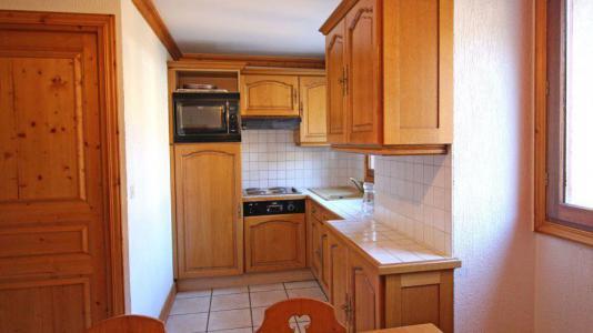 Location au ski Appartement duplex 4 pièces 8 personnes (4) - Résidence la Voute - Saint Martin de Belleville - Cuisine ouverte