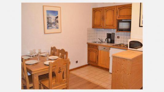 Location au ski Appartement 2 pièces 6 personnes - Résidence le Biolley - Saint Martin de Belleville - Coin repas