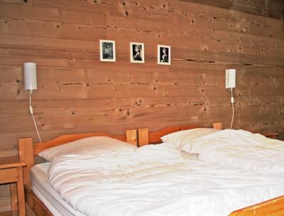 Location au ski Residence Le Neiger - Saint Martin de Belleville - Chambre