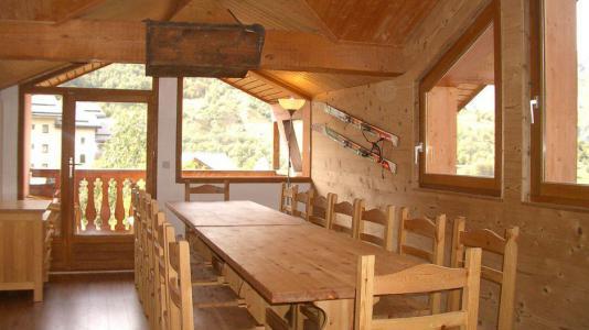 Location au ski Résidence le Neiger - Saint Martin de Belleville - Salle à manger