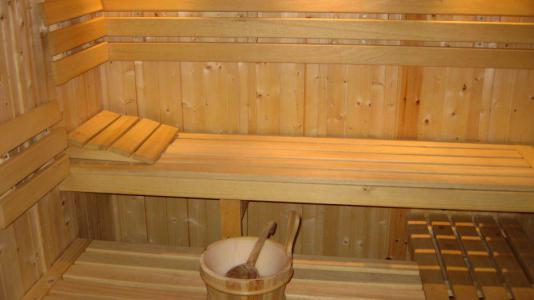 Location au ski Résidence le Neiger - Saint Martin de Belleville - Sauna