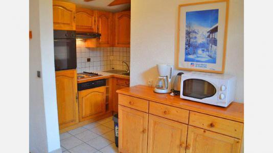 Location au ski Appartement 4 pièces 8 personnes (4) - Résidence les Coronilles - Saint Martin de Belleville - Cuisine