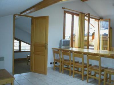 Location au ski Appartement 4 pièces 8 personnes (4) - Residence Les Coronilles - Saint Martin de Belleville - Séjour