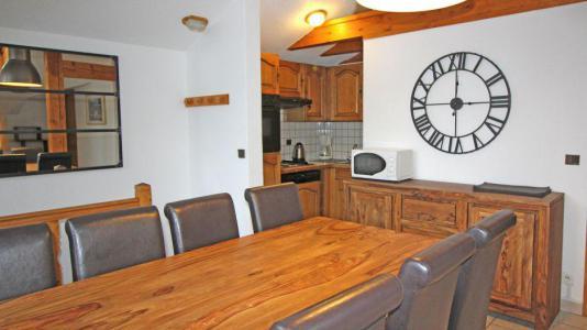 Location au ski Appartement 4 pièces 8 personnes (4) - Résidence les Coronilles - Saint Martin de Belleville - Table