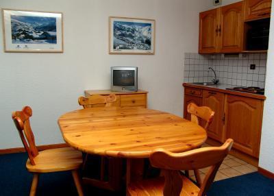 Location au ski Residence Trolles - Saint Martin de Belleville - Séjour