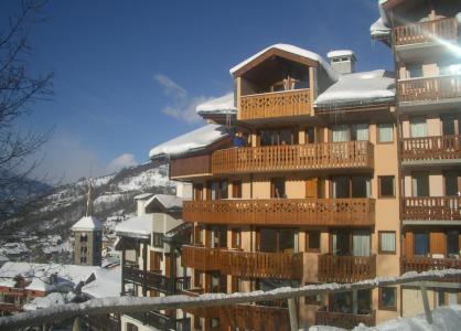 Location Saint Martin de Belleville : Résidence Trolles Prestige hiver