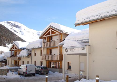 Location Residence Le Balcon Des Neiges hiver