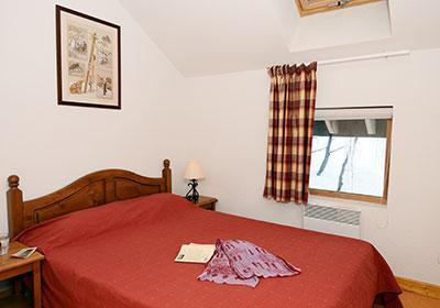 Location au ski Residence Les Chalets De La Porte Des Saisons - Saint Sorlin d'Arves - Chambre