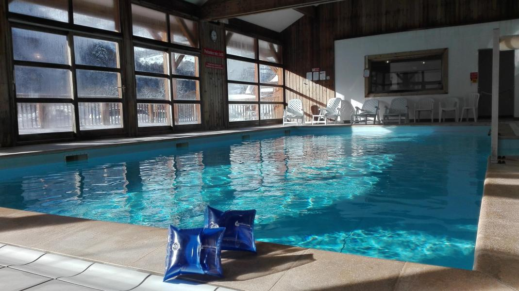 Location au ski Les Chalets de Saint Sorlin - Saint Sorlin d'Arves - Piscine