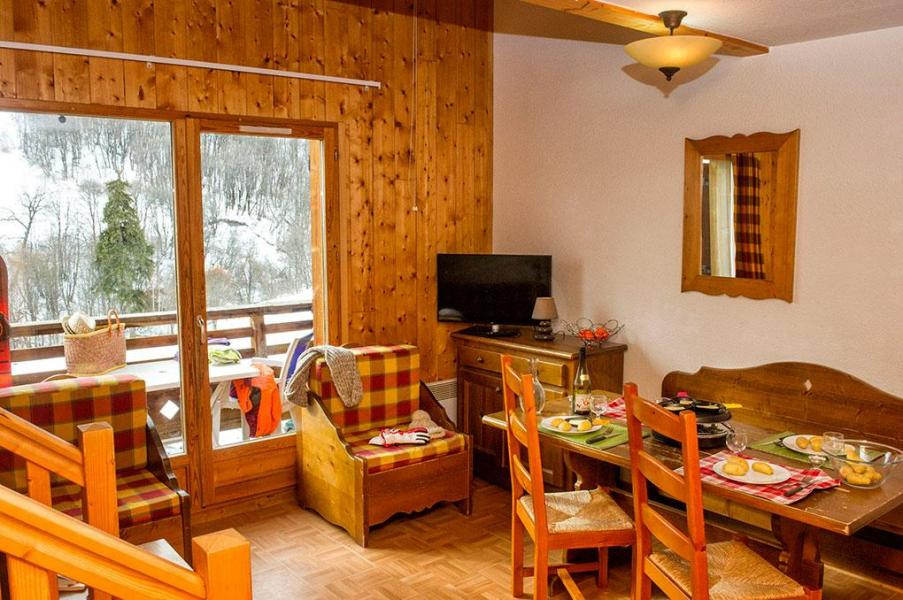 Location au ski Les Chalets de Saint Sorlin - Saint Sorlin d'Arves - Tv