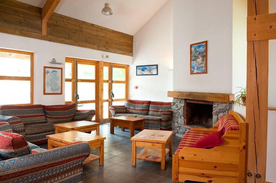 Alquiler al esquí Les Fermes de Saint Sorlin - Saint Sorlin d'Arves - Interior