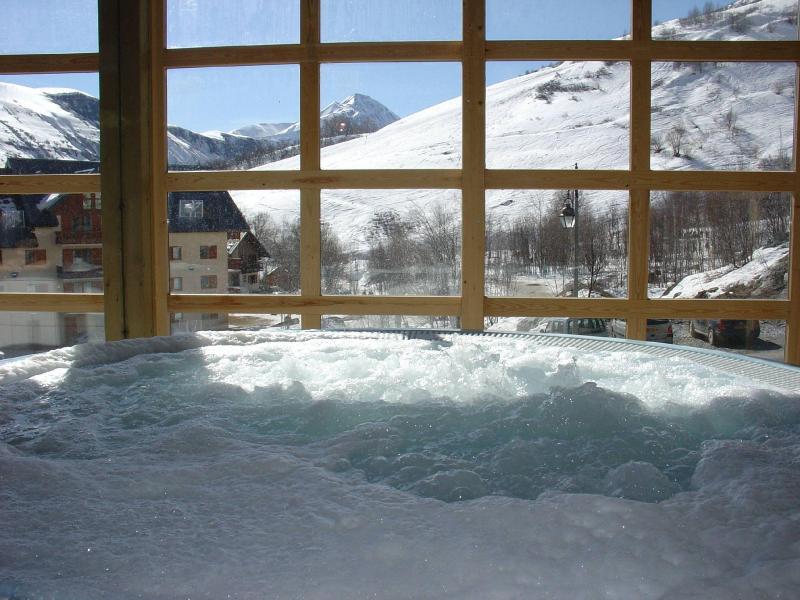 Alquiler al esquí Les Fermes de Saint Sorlin - Saint Sorlin d'Arves - Jacuzzi