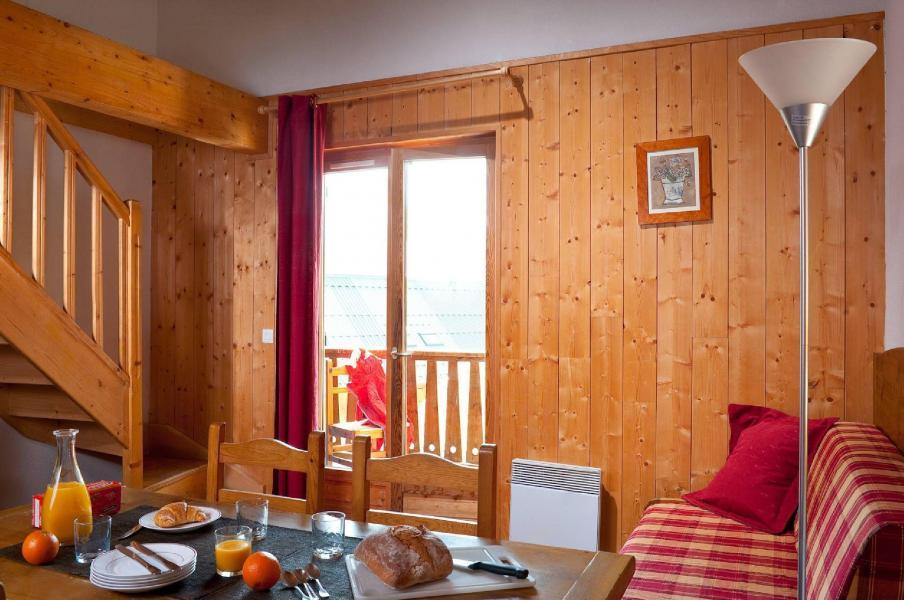 Alquiler al esquí Les Fermes de Saint Sorlin - Saint Sorlin d'Arves - Salón