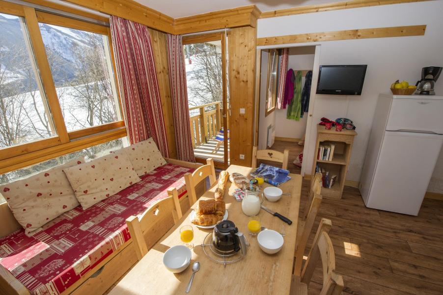 Location au ski Résidence le Balcon des Neiges - Saint Sorlin d'Arves - Banquette