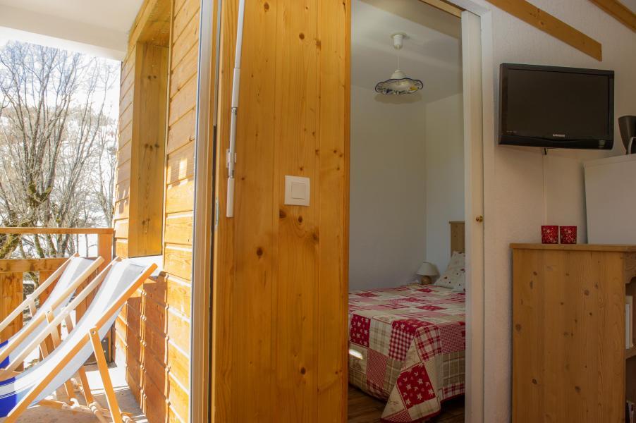 Location au ski Résidence le Balcon des Neiges - Saint Sorlin d'Arves - Tv