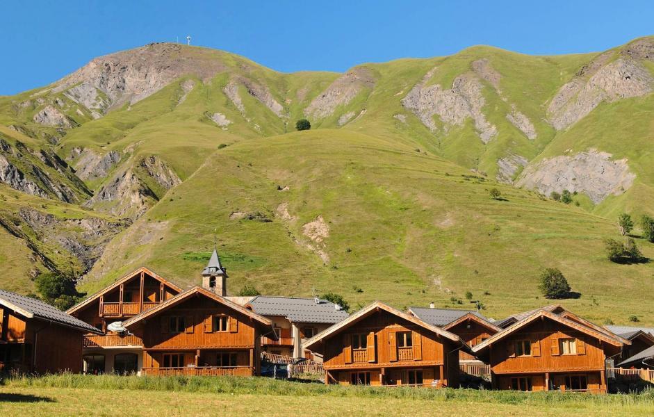Location au ski Résidence les Chalets de l'Arvan II - Saint Sorlin d'Arves