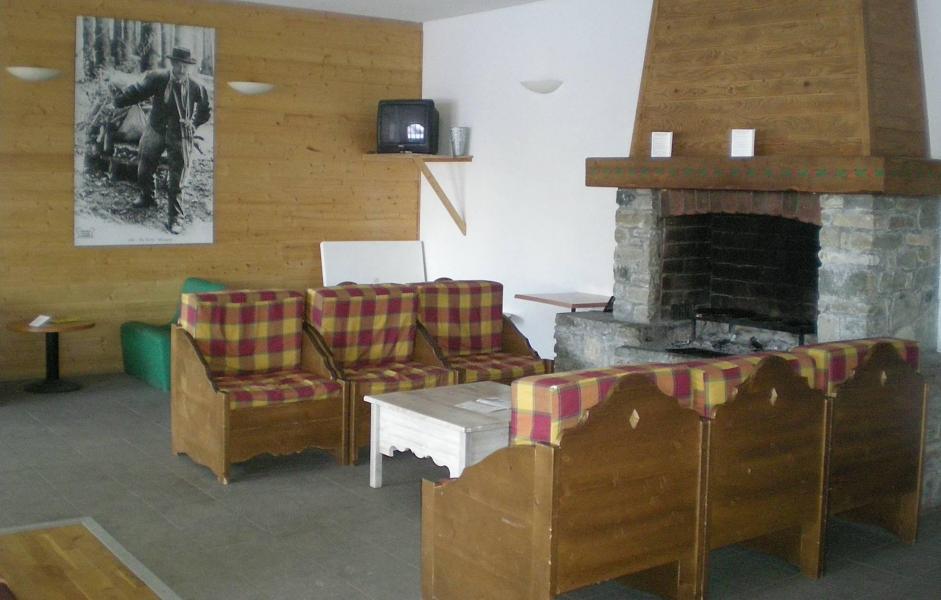 Location au ski Résidence les Sybelles - Saint Sorlin d'Arves - Canapé