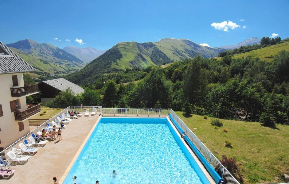 Location au ski Résidence les Sybelles - Saint Sorlin d'Arves - Piscine